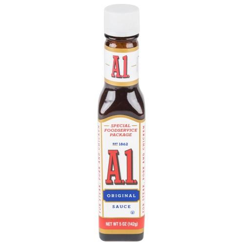 a 1 steak sauce by kraft foods Kraft barbecue sauce kraft caramels a1 original sauce 5oz a1 cracked peppercorn rub 45oz a1 © 2018 kraft foods.
